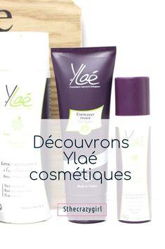 Venez découvrir avec moi Ylaé cosmétiques qui est une marque avec de belles compos http://sthecrazygirl.blogspot.fr/2017/09/a-la-decouverte-dylae.html #ylae #beauty #beaute #blog #bio
