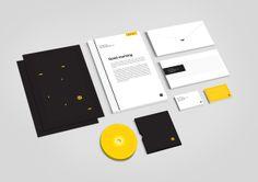 Ф :: Personal Brand Identity by Filip Mishevski, via Behance