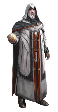 Old Altair by Namecchan