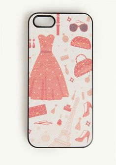 12 iPhone Cases For The Vintage Loving Gal - Parisian damsel case