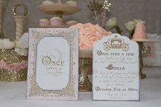 Princess Party Invitation #princess #party