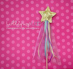 Cloud wand Star wand Magic wand Birthday decoration