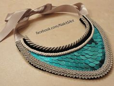 S.Art - handmade jewelry made by Sanita Mujkic facebook.com/Nakit SArt