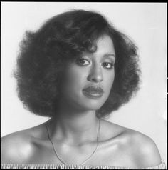 """Phyllis Hyman, in a photo taken by the esteemed photographer Anthony Barboza in 1978, the year she released her album, """"Somewhere In My Lifetime."""" Photo: Anthony Barboza/Getty."""