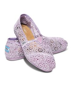 Lilac Snow Crochet Classics