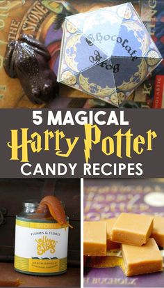 Get the best candy recipes for your Harry Potter candy bar or Harry Potter party! With printable labels, create your own Honeydukes for your guests! Perfect Harry Potter candy ideas and recipes for all your Harry Potter needs! Harry Potter Film, Harry Potter Treats, Harry Potter Candy, Harry Potter Recipes, Homemade Chocolate Chips, Honey Chocolate, Homemade Candies, Chocolate Recipes, Fudge Recipes