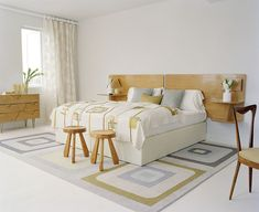 30 Ingenious Wooden Headboard Ideas For A Trendy Bedroom | Home Decor