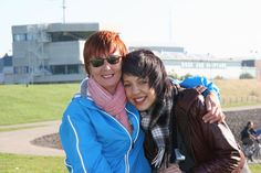 Melly and I, Holland 2008