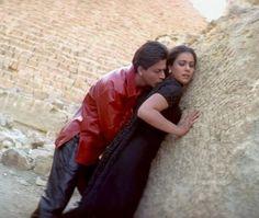 SRK & Kajol in Suraj Hua Madham song - Kabhi Khushi Kabhie Gham (2001)