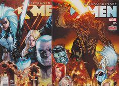Extraordinary X-men #5,6 (Vol.1,2016)Set, LOGAN,JEAN GREY, STARTS HERE!!