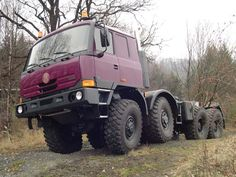 Tatra - 512 x 03 - Road Train, Expedition Vehicle, Big Trucks, Motor Car, Cars And Motorcycles, Military Vehicles, Offroad, Automobile, Monster Trucks
