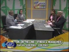 The Doctor on the line was Dr Sparman and Dr Rambarran from The Sparman Clinic, in Barbados. Several questions were posed by the presenters and callers about general health and cardiac health - which The Sparman Clinic is famous for.