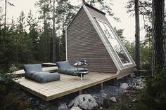 Petites maisons à la fois cools, innovantes et insolites - #Architecture - Visit the website to see all photos http://www.arkko.fr/petites-maisons-a-la-fois-cools-innovantes-et-insolites/