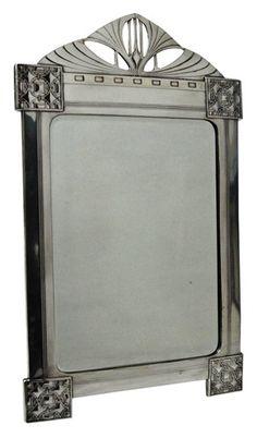 Art Nouveau WMF Mirror