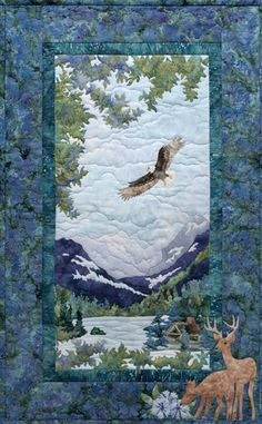 McKenna Ryan LaserCut Quilt Kit His Highness by UndercoverQuilts, $94.95