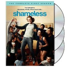 Shameless: The Complete First Season (2011) God, I love this show. (Mostly JAW).