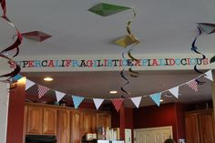 Mary Poppins Birthday Party Ideas | Photo 19 of 37 | Catch My Party