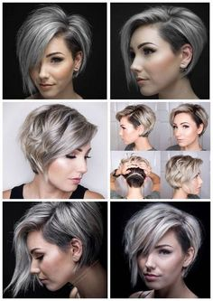 Crystal Look Festival Face Self Adhestive Jewels. – Nuevas ideas – The World Inverted Bob Hairstyles, Mom Hairstyles, Short Pixie Haircuts, Undercut Hairstyles, Short Hairstyles For Women, Short Hair Cuts, Short Hair Styles, Undercut Bob, Haircut Short
