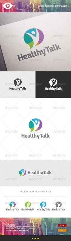 Healthy Talk Logo