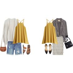 Untitled #19544 by hanger731x on Polyvore featuring JustFab and Chloé