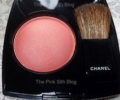 Chanel Joues Contraste Blush in Malice. Click through for more pictures & a review.
