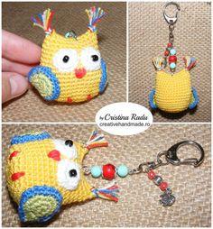 Annies DIY: Minion Schlusselanhanger Crochet Hakeln ...