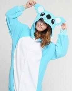 Kigurumi Pajamas Anime Cosplay Pyjamas Costume Hoodies Adult Onesie Fancy  Dress  1f036b4bb