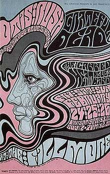 Psychedelic poster collection presented to campus - Massey University