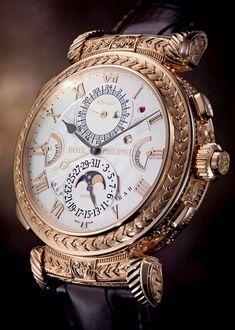 Patek Philippe Grandmaster Chime – Юбилейные часы Патек Филипп за €2 миллиона. | LuxuriousWatches.ru