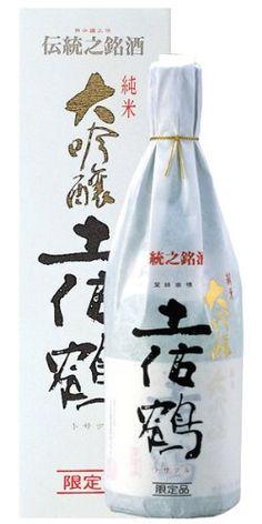 Amazon.co.jp: 土佐鶴酒造 純米大吟醸 瓶 720ml: 食品・飲料・お酒