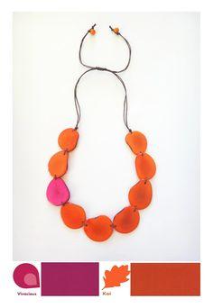 Pantone Colors for Fall 2013 - #pantone koi and vivacious