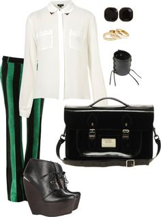 """""""70's Chic"""" by anna-fannin on Polyvore"""