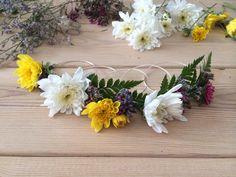 Fleurentina - flower bracelet
