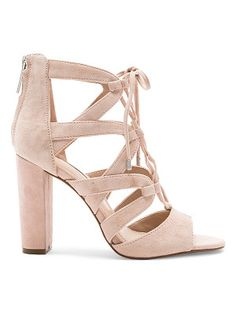 e566021adbc9 BCBGeneration Rameena Heel Lace Up High Heels