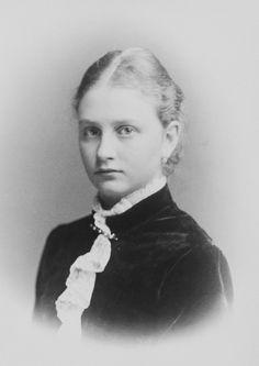 Princesse Maria Josepha de Saxe(1867-1944) fille du roi Georges 1er et de la princesse Marie-Anne du Portugal