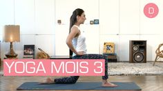 Yoga prénatal - Yoga 3ème mois de grossesse Prenatal Workout, Prenatal Yoga, Pregnancy Workout, Fit Mum, Baby Co, Yoga Tips, Pilates, Feel Good, Documentaries
