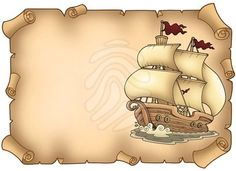 Find nautical clipart stock images in HD and millions of other royalty-free stock photos, illustrations and vectors in the Shutterstock collection. Thousands of new, high-quality pictures added every day. Pirate Maps, Pirate Theme, Pirate Party, Nautical Clipart, Pirate Activities, Frame Background, Family Movie Night, Frame Clipart, Clipart Images