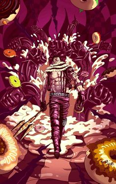 This Character Is Simply Gold Katakuri One Piece wallpaper android mobile, One Piece Monkey D Luffy Vs Charlotte Katakuri Hd -- -- this Zoro One Piece, One Piece Fanart, One Piece Anime, Manga Anime, Me Anime, Anime Zone, One Piece Wallpaper Iphone, Mobile Wallpaper, Big Mom Pirates