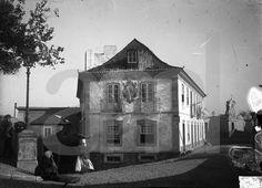 Conjunto de um velho palácio e de casa nobre na Penha de França [entre 1890 e 1945] Documento PT/AMLSB/BAR/000168
