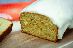 Peach Pound Cake | In The Kitchen With Honeyville