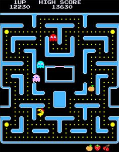 Ms. Pac-Man - Arcade