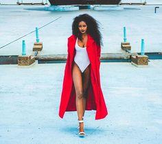 BGKI - the website to view fashionable & stylish black girls shopBGKI today Black Girl Magic, Black Girls, Sira Kante, Pretty Brown Eyes, Pretty Girl Swag, Relaxed Hair, Ebony Beauty, African Beauty, Girl Next Door