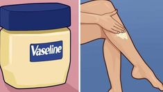 Since Vaseline has been used for everything from soothing dry and cracked skin to healing scrapes and burns. According to the Vaseline website, the ointment is made from petroleum jelly that … Skin Care Regimen, Skin Care Tips, Moisturizing Body Scrub, Vaseline Uses, Vaseline Beauty Tips, Beauty Hacks Skincare, Cracked Skin, Lotion, Good Skin