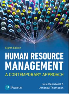 Human Resource Management: A Contemporary Approach Edition by Julie Beardwell 9781292119564 Management Information Systems, Resource Management, Rent Textbooks, Cost Accounting, Great Books To Read, Any Book, Business Management, Human Resources, Writing A Book