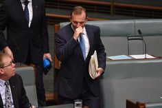 Tony Abbott Demoted From Australian Prime Minister To The Backbench Will Make You Realize Nothing Lasts Forever