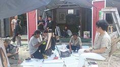 Silaturahmi Estetika Perupa Lampung di