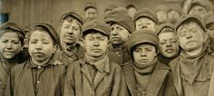 Shocking Images of Child Labor In 1900s USA Documented by Lewis Hine   DeMilked
