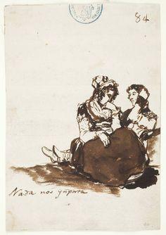 Goya en El Prado: Nada nos ynporta