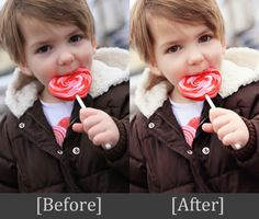 How to edit in Photoshop Elements by Andrea Riley via iheartfaces.com