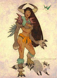 mashup-disney-princesses-final-fantasy-x-2-2